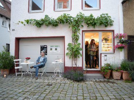 Meine kleine, feine Emaille-Schmuck Werkstatt in Marbach am Neckar